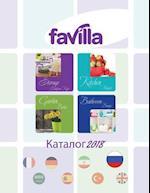 Favilla Каталог (Favilla Russian, nr. 2)