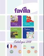 Favilla Catalog 2017 (Favilla French, nr. 4)