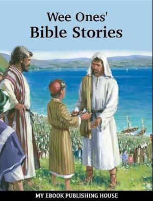 Wee Ones' Bible Stories af Anonymous Author