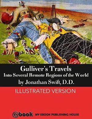 Gulliver's Travels af D.D Jonathan Swift