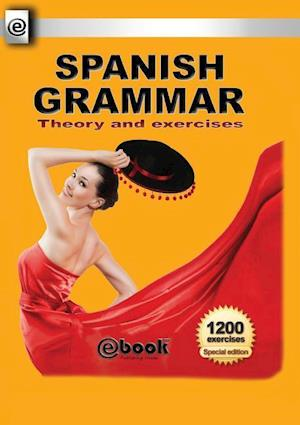 Bog, paperback Spanish Grammar - Theory and Exercises af Publishing House My Ebook