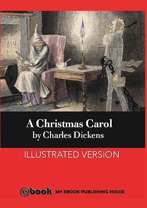 Bog, paperback A Christmas Carol af Charles Dickens