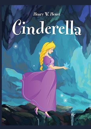 Bog, paperback Cinderella af Henry W. Hewet