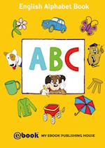 ABC - English Alphabet Book af My Ebook Publishing House