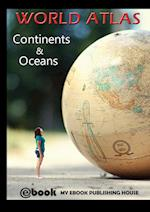 World Atlas - Continents & Oceans