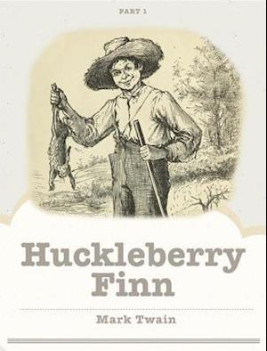 Huckleberry Finn af Mark Twain