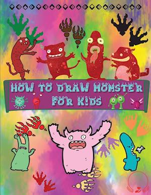 How to Draw Monsters for Kids