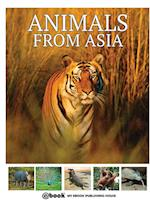 Animals from Asia