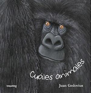 Bog, paperback Cuales Animales af Juan Gedovious