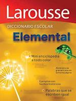 Larousse Diccionario Escolar Elemental af Larousse