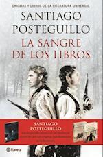 La Sangre de Los Libros af Santiago Posteguillo