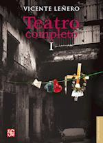 Teatro completo, I af Vicente Lenero