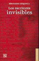 Los escritores invisibles af Bernardo Esquinca