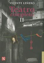 Teatro Completo II af Vicente Lenero