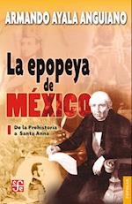 La epopeya de México, I af Armando Ayala Anguiano