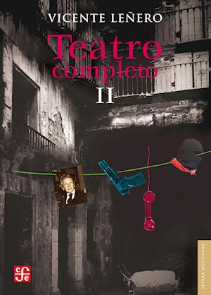 Teatro completo, II af Vicente Lenero