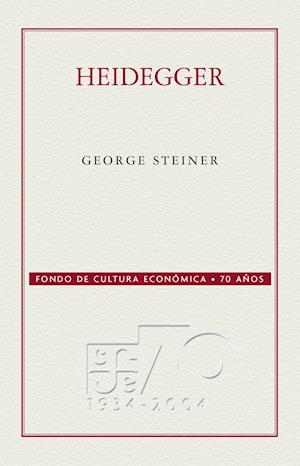 Heidegger af George Steiner