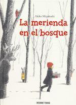 La merienda en el bosque / The Tea Party in the Woods af Akiko Miyakoshi