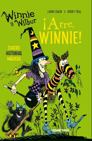 Winnie historias. ¡Arre Winnie!
