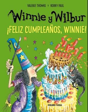 Winnie y Wilbur ¡Feliz cumpleños, Winnie! af Valerie Thomas