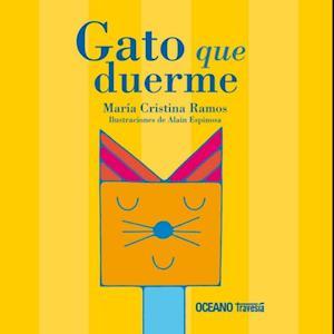 Gato que duerme af Maria Cristina Ramos