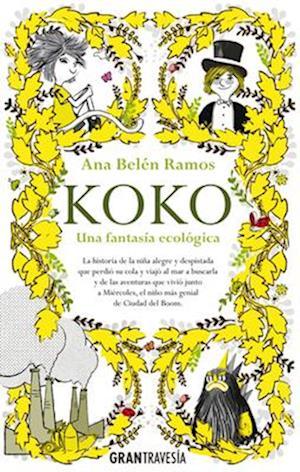 Bog, paperback Koko af Ana Belén Ramos