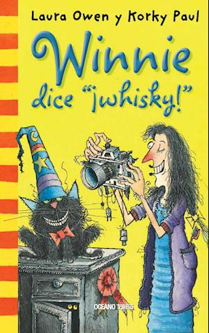 "Winnie historias. Winnie dice ""¡whisky!"""