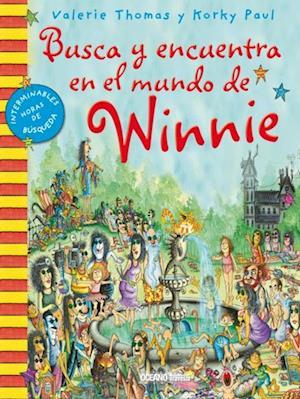 Busca y encuentra en el mundo de Winnie