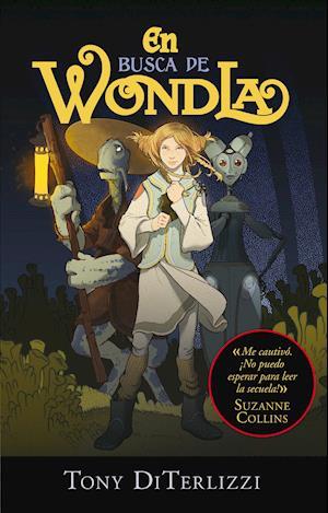 En busca de WondLa af Tony DiTerlizzi