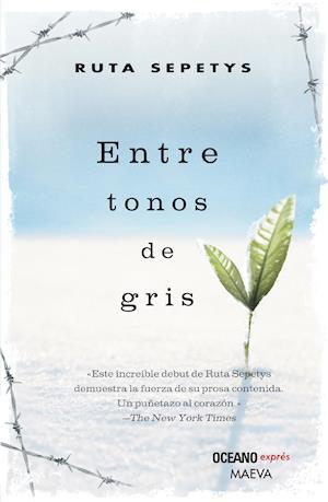 Entre tonos de gris (versión hispanoamericana) af Ruta Sepetys