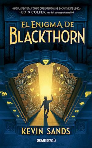 El enigma de Blackthorn af Kevin Sands