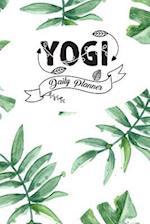 Yogi Daily Planner