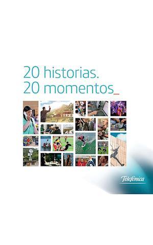 20 historias. 20 momentos_