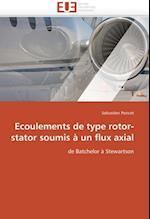 Ecoulements de Type Rotor-Stator Soumis a Un Flux Axial (Omn Univ Europ)