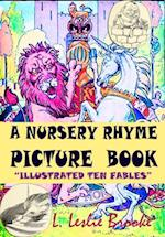 Nursery Rhyme Picture Book af L. Leslie Brooke