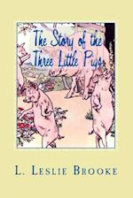 Story of the Three Little Pigs af L. Leslie Brooke