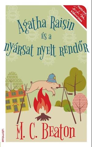 Agatha Raisin es a nyarsat nyelt rendor af Author
