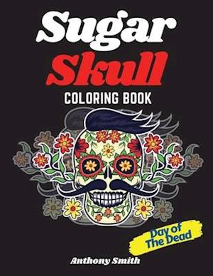 Sugar Skull (Day of the Dead) Coloring Book
