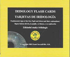 Iridology Flash Cards