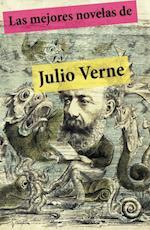 Las mejores novelas de Julio Verne (con indice activo)