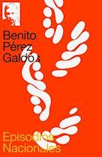 Episodios Nacionales af Benito Pérez Galdós