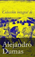 Coleccion integral de Alejandro Dumas af Alejandro Dumas