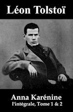 Anna Karenine (l'integrale, Tome 1 & 2) af Leon Tolstoi