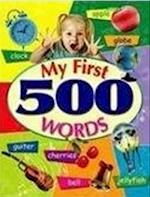 My First 500 Words af Sterling Publishers
