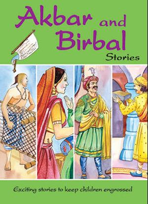 Bog, hardback Akbar and Birbal Stories af Sterling Publishers