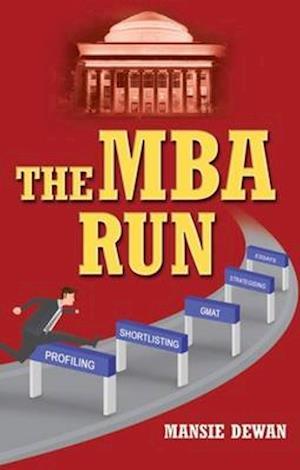 Bog, paperback The MBA Run af Mansie Dewan