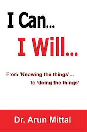 I Can... I Will...
