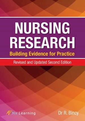 Bog, paperback Nursing Research af R. Bincy