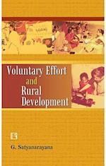 Voluntary Effort and Rural Development af G. Satyanarayana