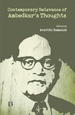 Contemporary Relevance of Ambedkar's Thoughts